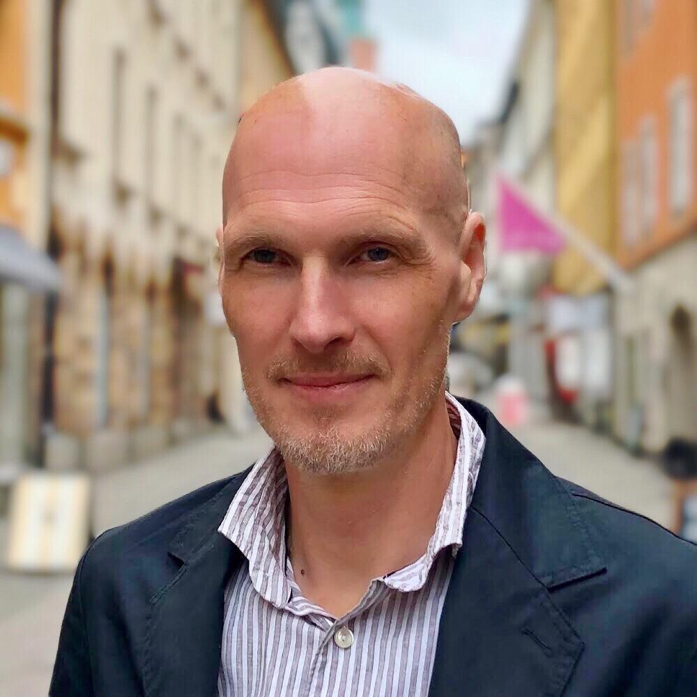 Anders Kronström, M.Sc., M.B.A.